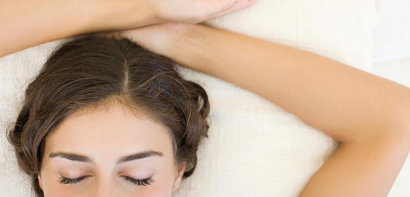 Relajación con productos de aromaterapia